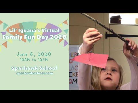 Sparhawk School (Virtual Family Fun Day 2020)