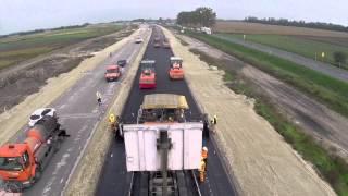 Autoroute M85 en Hongrie