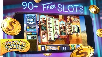 Jackpot Party- The famous slot machine game- Download for Free!