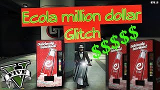 Gta 5 eCola Stock Market glitch ( Make millions of money in few mins ) working 100%