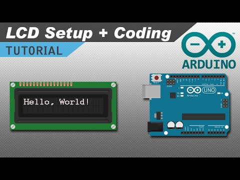 How to Set Up and Program an LCD on the Arduino