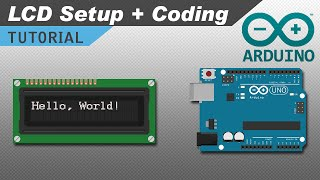 How to Set Up and Program an LCD on the Arduino thumbnail