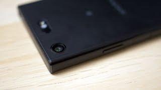 Sony Xperia XZ1 Compact - primjer videa FHD