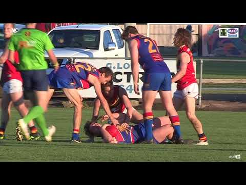 Southern Football League Round 9 Huonville v Dodges Ferry