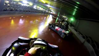 Go Karting at TeamSport London Bridge