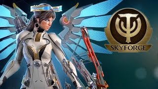 Skyforge – PS4 Announcement Trailer