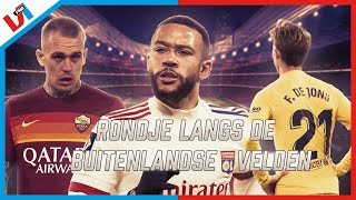 Memphis Koning Van Lyon, Magie Van De FA Cup & Karsdorp In Oranje?