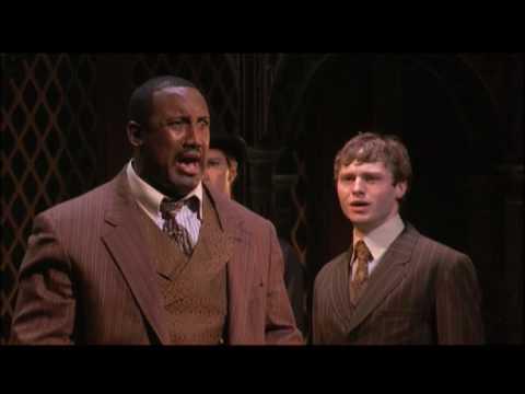 Ragtime on Broadway -