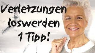 Verletzungen loslassen 1 einfacher Tipp - Greta-Silver.de