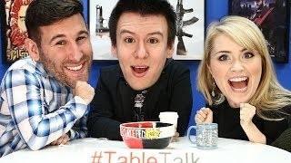 Love, Prison, and Phil on #TableTalk!
