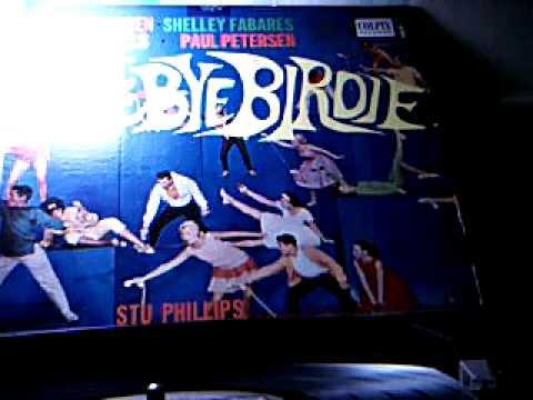 Bye Bye Birdie Soundtrack LP - We Love You Conrad