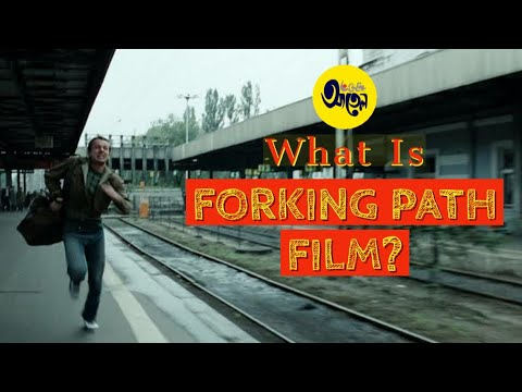 What is FORKING PATH NARRATIVE in Films? | BLIND CHANCE 1987 Review | Krzysztof Kieslowski