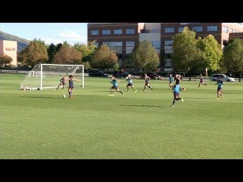Inside the Lines: WNT Scrimmages in Sandy, Utah