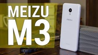 Meizu m3 - подробный обзор пока что самого достойного бюджетника meizu от ferumm.com