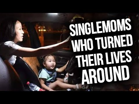 10 Single Mom Who Turned Their Lives Around