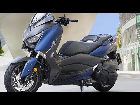Tin nhanh 24/7 - Yamaha XMax 250 ABS 2019 tung ra màu mới với giá bán hút khách.