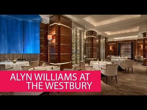 ALYN WILLIAMS AT THE WESTBURY - UNITED KINGDOM, LONDON
