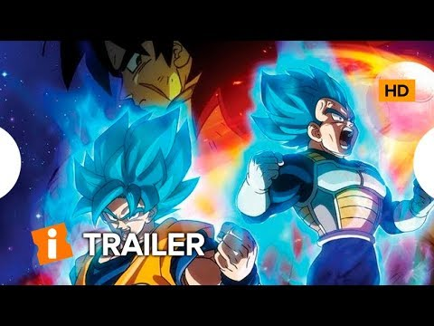 Dragon Ball Super Broly - O Filme | Trailer 2 Dublado