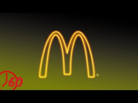 60 Seconds Of McDonald's FACTS