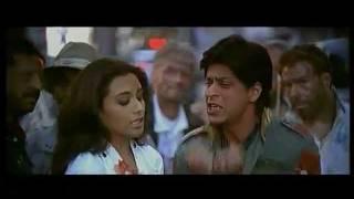 ЧЕРНОВИК  106   Удалённые сцены KANKa   1часть (Shah Rukh Khan)