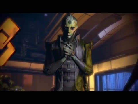 Thane Krios: Futuristic lover (fixed version)
