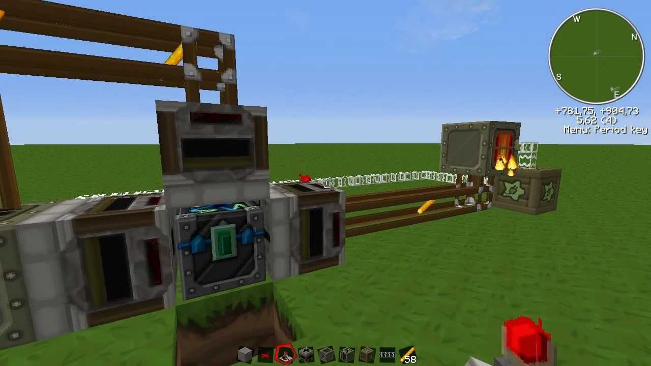 how to use macerator in tekkit