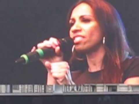 Debbie Kurup WEST END LIVE 2013