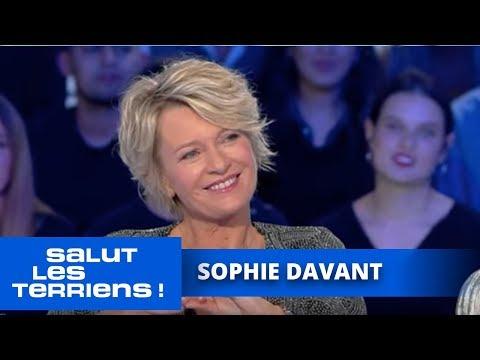 Sophie Davant « C'était un Téléthon difficile » - Salut les Terriens