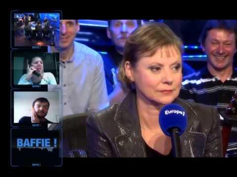 Dorothée répond au quiz Vie privé de Laurent Baffie