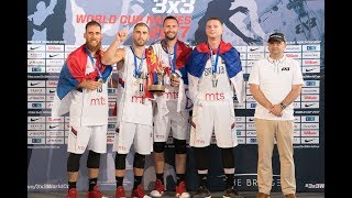 Serbia Highlights – 3×3 World Championship 2017 – Final Day