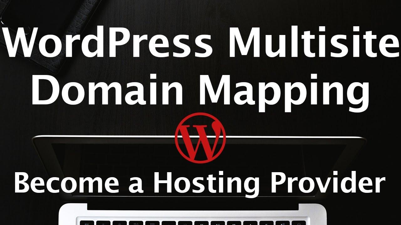 WordPress Multisite Tutorial - Domain Mapping Plugin - Custom URLs on