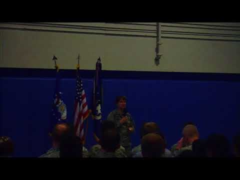 50th Space Wing CC All Call Sept.22