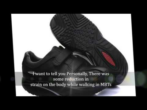 Why MBT Shoes? A Video explanation by Mbtoutletuk.uk