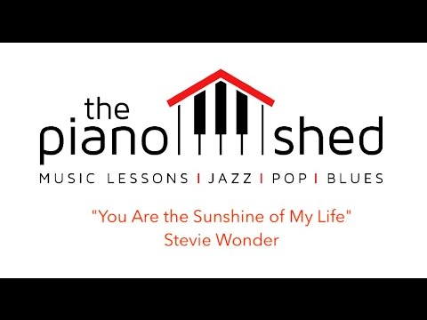You Are The Sunshine Of My Life Ukulele Chords Stevie Wonder