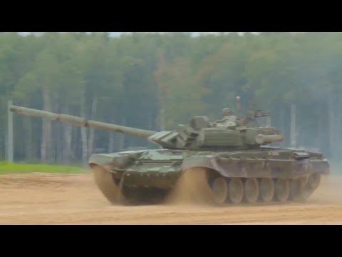Russia MOD - Army 2016 Military Assets Live Firing Demonstration [1080p]