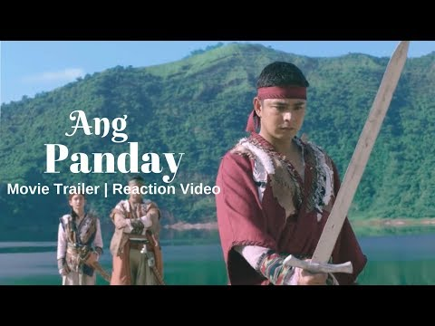 ANG PANDAY 2017 | MOVIE TRAILER | REACTION VIDEO!