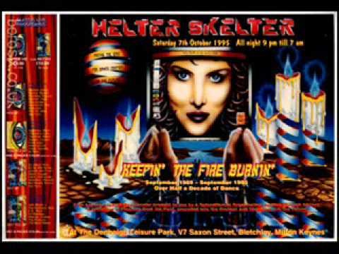 Dr S Gachet Helter Skelter Keep The Fire Burning
