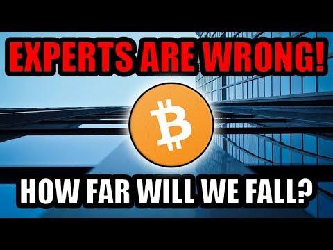 Experts Are Wrong: Bottom $2,500 or $1,800? Manipulation Evidence [Crypto Crash Bottom]