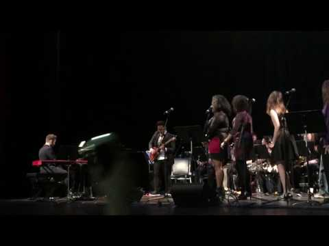 Brandon University Big Band: Purple Rain - Prince
