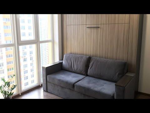 Шкаф кровать диван. Мебель трансформер