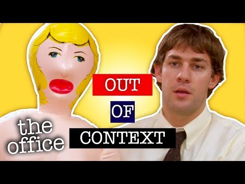 Out of Context moments from The Office! I love this video!