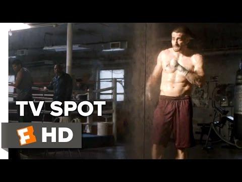 Southpaw TV SPOT - Pro Fighter (2015) - Jake Gyllenhaal, Rachel McAdams Movie HD