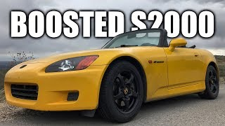 How Fast Is My Supercharged Honda S2000? thumbnail