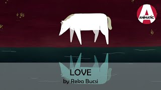LOVE by Reka Bucsi