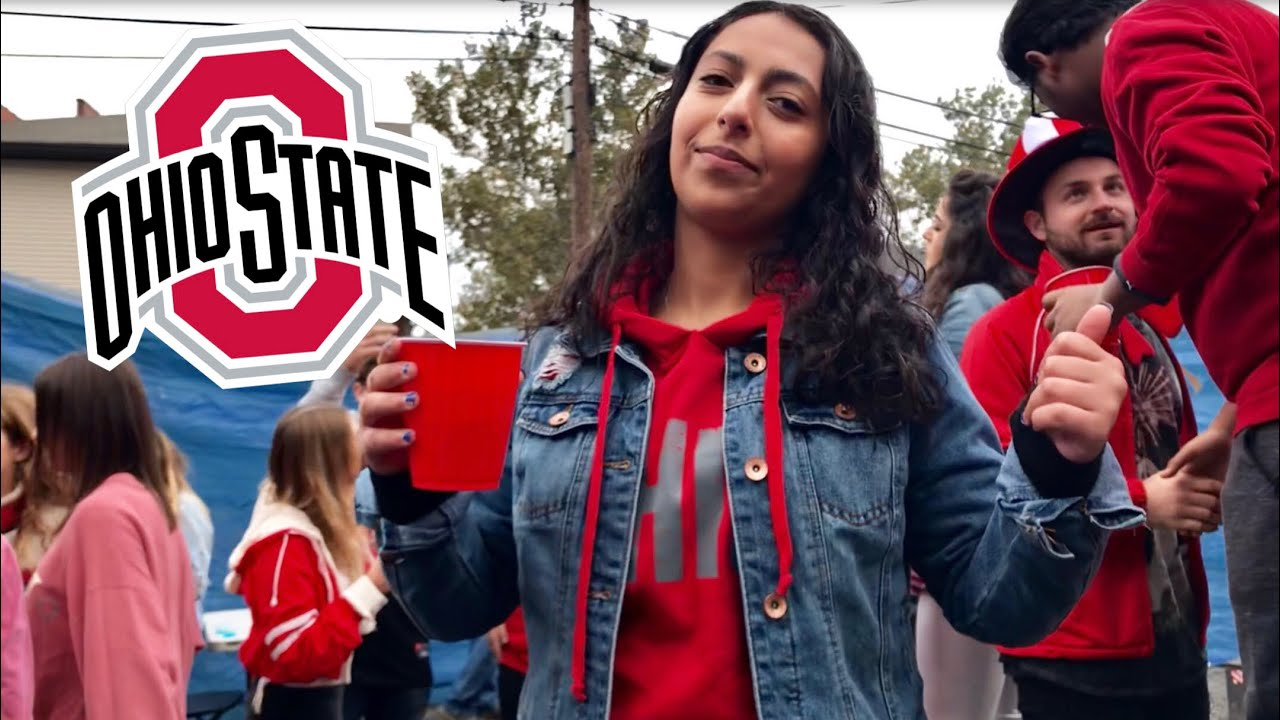 72 HOURS AT OHIO STATE UNIVERSITY | COLLEGE PARTY | FIRST COLLEGE FOOTBALL GAME!