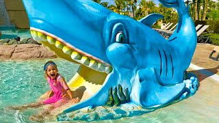 Aquapark - KIds Song by Maya and Mary