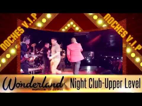WONDERLAND BALLROOM REVERE  MA  NOCHES V I P VIDEO COMERCIAL