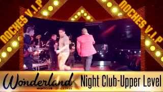 WONDERLAND BALLROOM REVERE  MA  NOCHES V I P VIDEO COMERCIAL