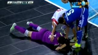 Казахстан — Польша 7:0