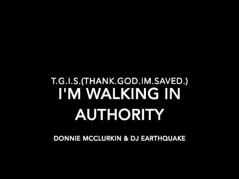 9. I'M WALKING IN AUTHORITY - DONNIE McCLURKIN